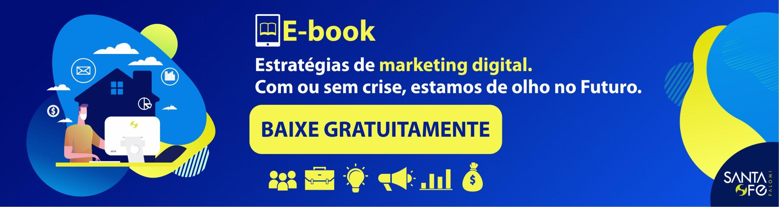 Ebook - Marketing Digital para momento de crise